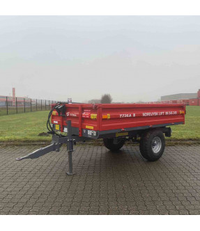 Tipvogn T736A 1,5 T