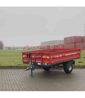 Tipvogn T735A 2,5 t